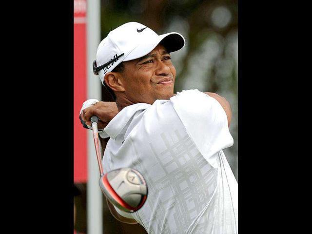 Tiger Woods,Jim Furyk,Phil Mickelson