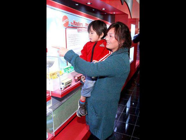 Mother's love can make kid's brain bigger