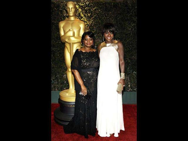 Octavia-Spencer-left-and-Viola-Davis-cast-members-in-The-Help-pose-together-at-the-Academy-of-Motion-Picture-Arts-and-Sciences-2011-Governors-Awards-AP-Photo-Chris-Pizzello