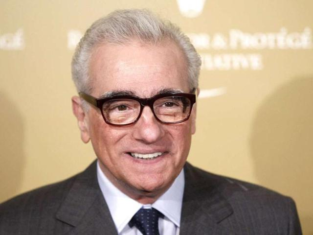 Film director Martin Scorsese appeals for visual literacy