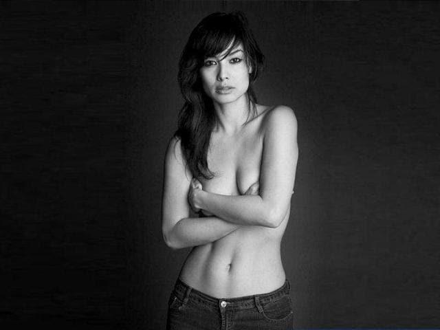 Berenice Marlohe,Severine in the latest 007 film Skyfall,sex scene with a hunky co-star