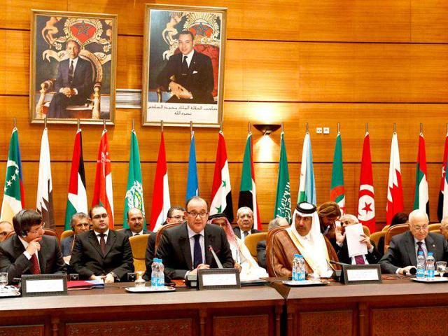 Arab League,Nabil al-Arabi,military