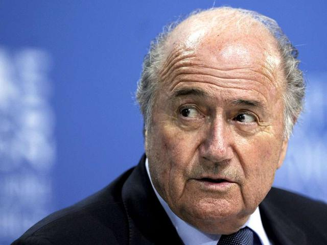 With-footballers-facing-allegations-of-racial-abuse-FIFA-President-Sepp-Blatter-sparked-an-angry-reaction-by-suggesting-that-playerscould-settle-the-matter-with-a-handshake