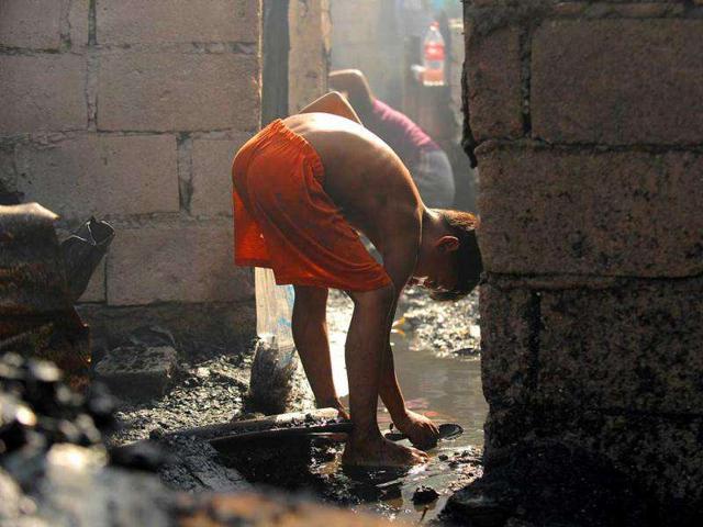 Priyanka Vora,Surya Mariappa,Santacruz slum