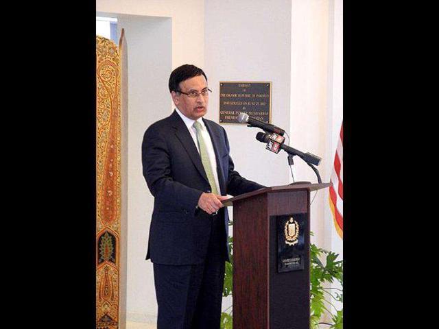 Husain Haqqani,memo,US