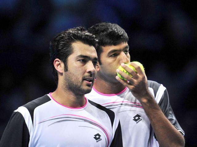 Aisam-ul Haq Qureshi,Rohan Bopanna,US Open