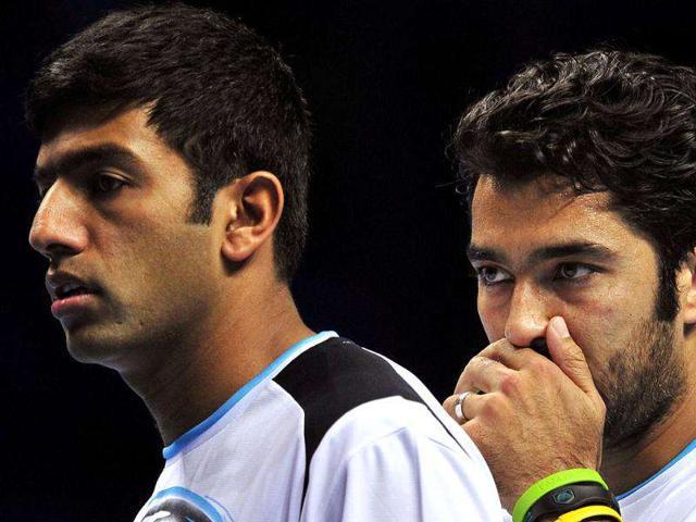 Rohan Bopanna,Aisam-ul-haq Qureshi,ATP World Tour Finals