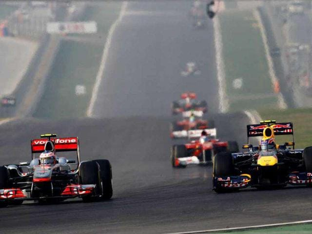 Formula One,Brazilian Grand Prix,Sebastian Vettel