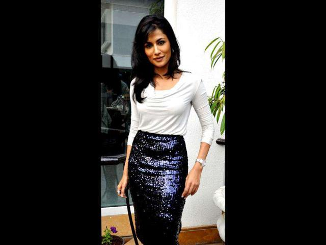 Chitrangada Singh,vacation,kick boxing