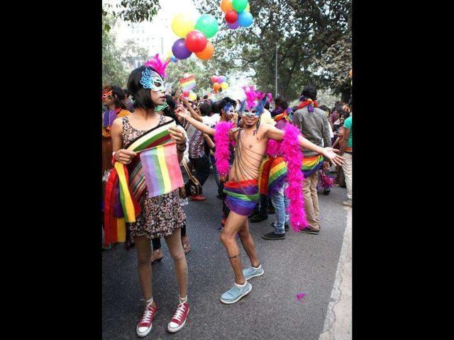 Delhi Queer Pride Parade,Dadas,dadis