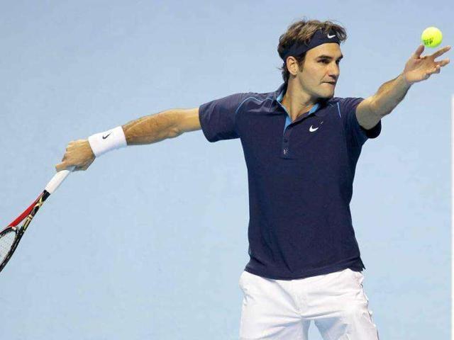 Roger Federer,ATP World Tour Finals,london