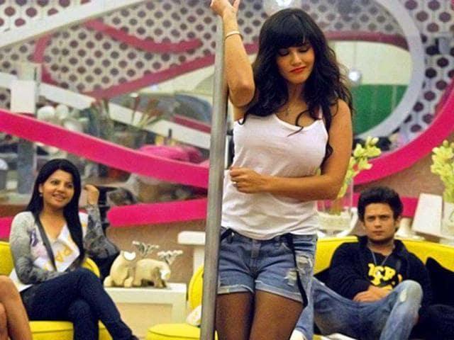 Mahesh Bhatt,Sunny Leone,Rahul Bhatt