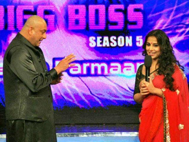 Sanjay Dutt,Salman Khan,Bigg Boss 5