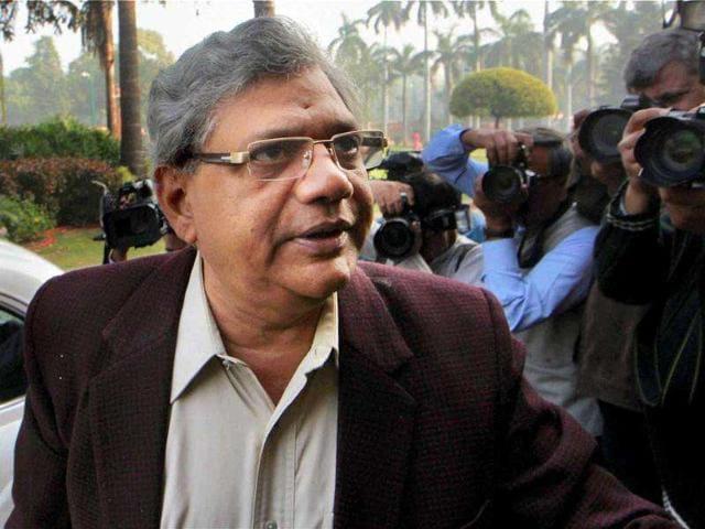 Indo Canadian Workers' Association,Ghadar Party,Sitaram Yechury