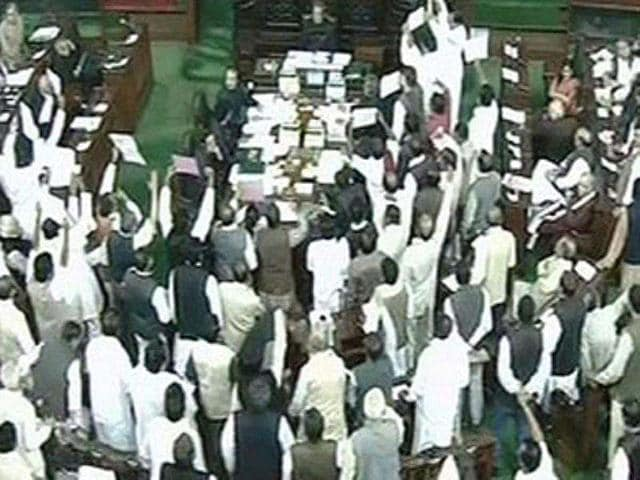 Coal row: Parliament paralysed for 12th day