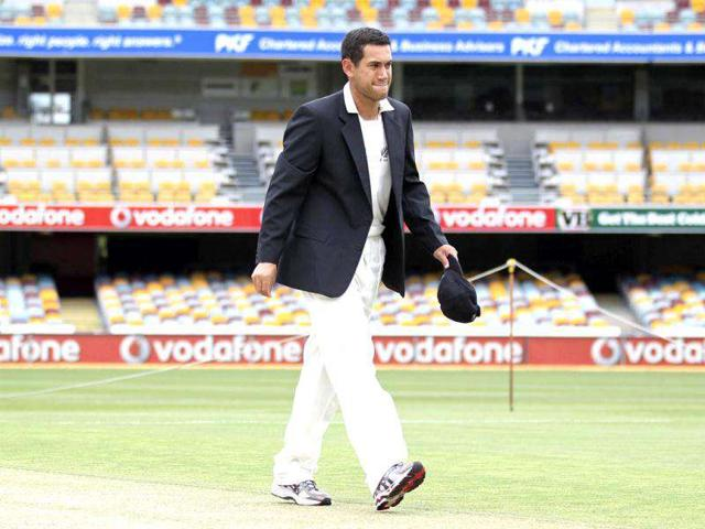 New-Zealand-captain-Ross-Taylor-inspects-the-wicket-ahead-their-first-Test-cricket-match-against-Australia-at-the-Gabba-in-Brisbane-Reuters