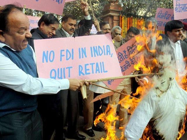 HT editorials,Chanakya,FDI in retail