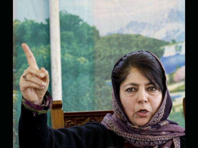 With no bank account, Mehbooba fails to file nomination
