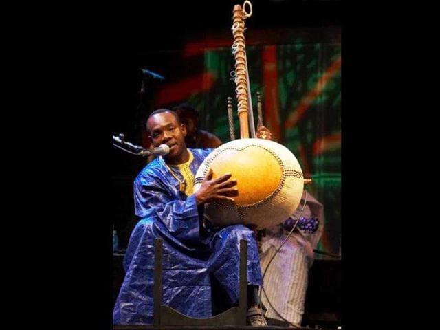 Grammy winner,Toumani Diabaté,Malian kora