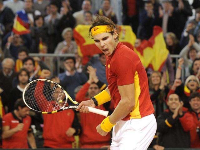 Spain,tennis,Rafael Nadal