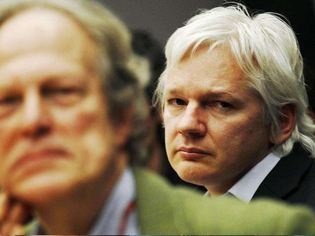 Julian Assange,swiss banks accoubt,hindustantimes leadeship summti 2011