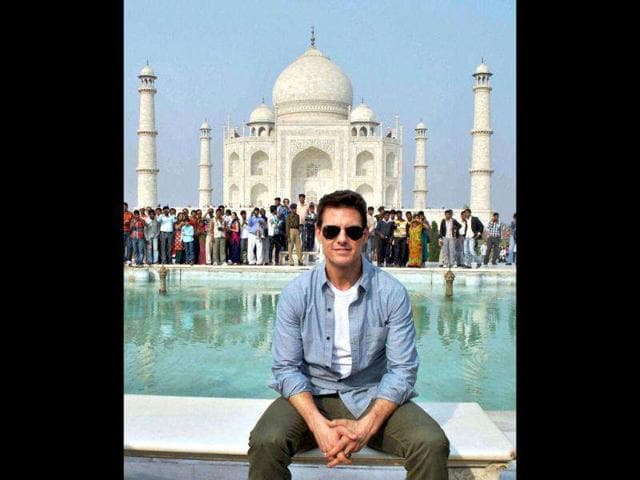Tom Cruise's big fat Indian bash