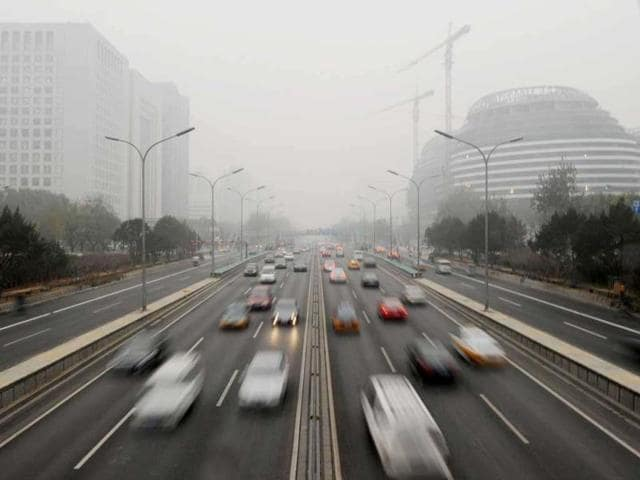 New Delhi vs Beijing: Whose air is worse?