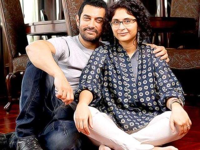 Aamir Khan,Kiran Rao,hindustan Times