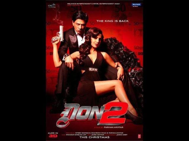 Don 2,Hindustan Times,Entertainment