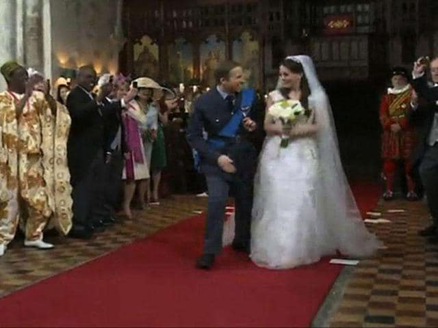 Royal wedding,hindustan times,spoof