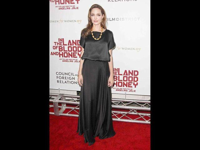 Angelina Jolie,The Land Of Blood and Honey,Hollywood