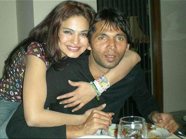Veena Malik spilled details about former lover and cricketer Mohd Asif