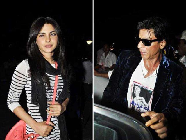 Seeing Delhi in SRK and Priyanka style