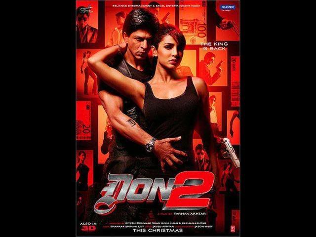 Don 2,Hindustan Times,Shah Rukh Khan