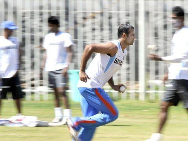 Test cricket,Irfan Pathan,Cricket Club of India