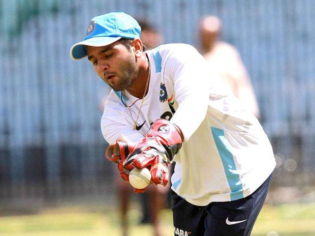 Parthiv-Patel-during-the-net-practice-in-Chennai-HT-Photo-Vipin-Kumar