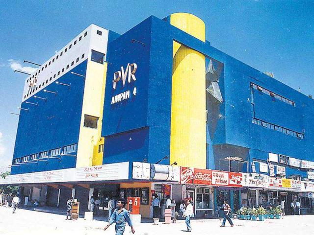 Slash,ticket rates,PVR Cinemas