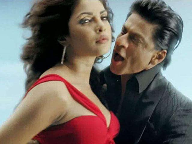 Shah Rukh Khan,Priyanka Chopra,Farhan Akhtar