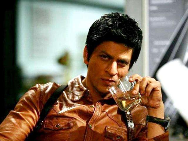 Shah Rukh Khan,RA.One,Don 2 - The King is Back