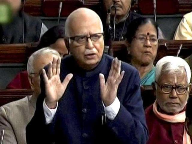 Senior-BJP-leader-LK-Advani-speaks-in-Lok-Sabha-in-New-Delhi-PTI