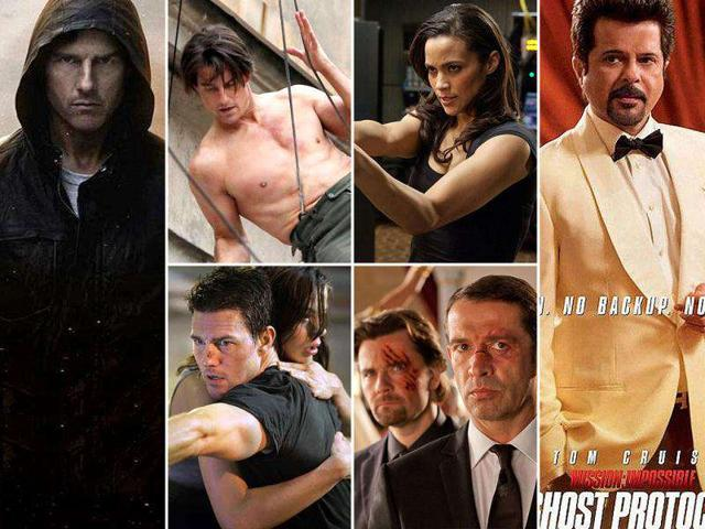 3D,Tom Cruise,Mission Impossible: Ghost Protocol
