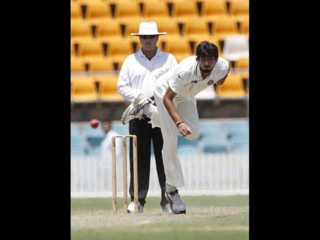 Ishant-Sharma-of-India-bowls-against-the-Cricket-Australia-Chairman-s-XI-during-a-two-day-tour-match-at-Manuka-Oval-in-Canberra-AP-Andrew-Taylor