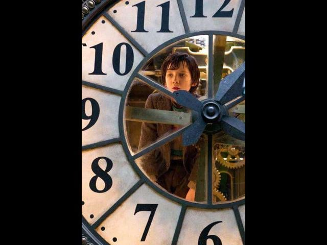 In-this-image-released-by-Paramount-Pictures-Asa-Butterfield-portrays-Hugo-Cabret-in-a-scene-from-Hugo-The-film-adapted-from-Brian-Selznick-s-award-winning-illustrated-book-The-Invention-of-Hugo-Cabret-received-three-nominations-for-Golden-globe-awards-AP-Photo-Paramount-Pictures-Jaap-Buitendijk
