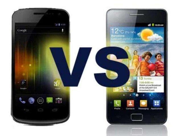 Samsung-Galaxy-Nexus-and-Galaxy-S2
