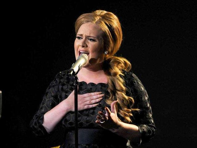 Adele,Grammy Awards,Foo Fighters