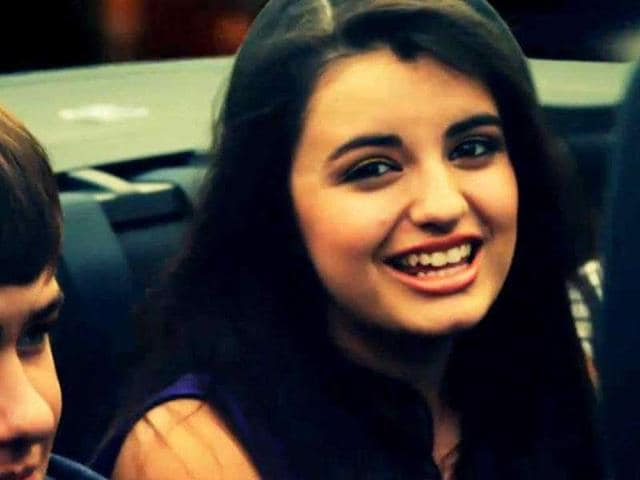 Rebecca-Black-The-teenager-shot-to-fame-in-March-2011-when-the-leaked-video-for-her-vanity-single-Friday-went-viral-on-YouTube-Black-has-since-released-two-further-singles-under-her-own-record-label