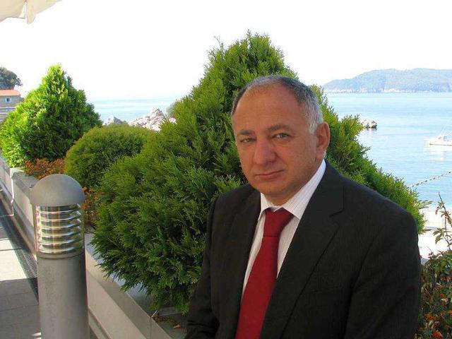 Gautam Chikermane,EU,Montenegro