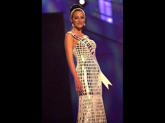 Former Miss Venezuela