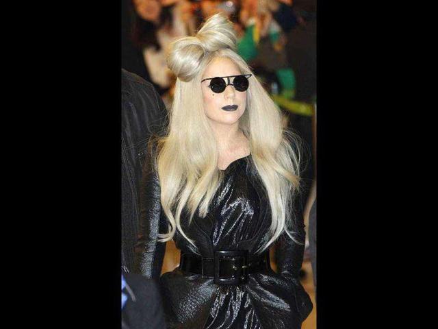 Lady Gaga,reincarnation,Joanne
