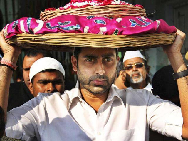 Actor Abhishek Bachchan